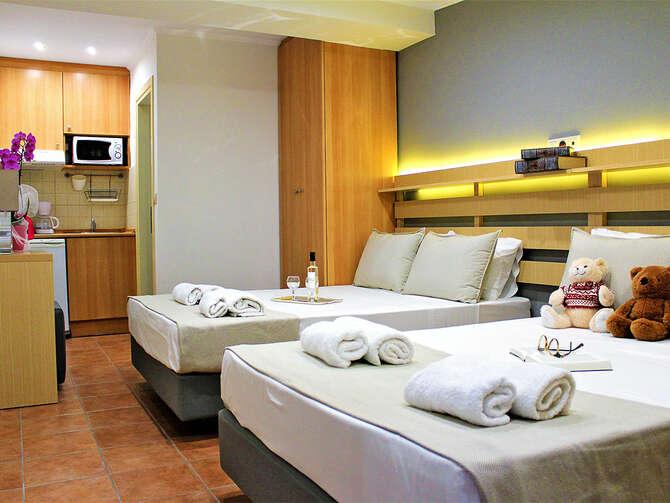 Ammos Beach Seaside Luxury Suites Olympiakí Aktí