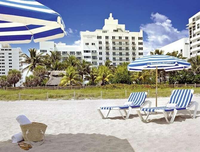 Courtyard Miami Beach Oceanfront Miami Beach