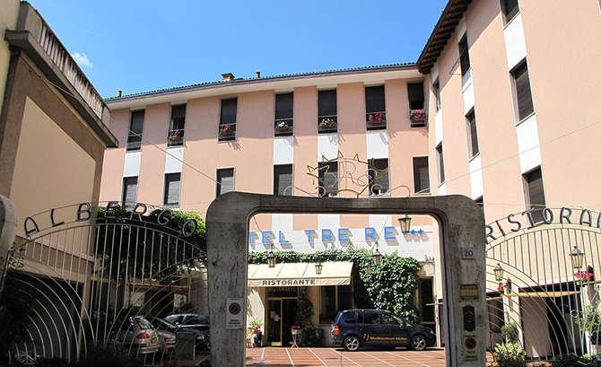 Hotel Restaurante Tre Re Como