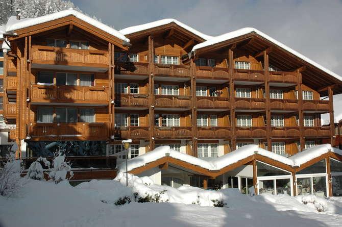 Hotel Schweizerhof Gourmet & Spa Saas-Fee