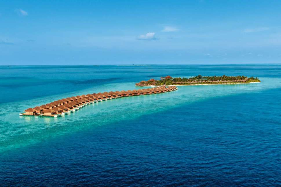 Hurawalhi Island Resort, 6 dagen