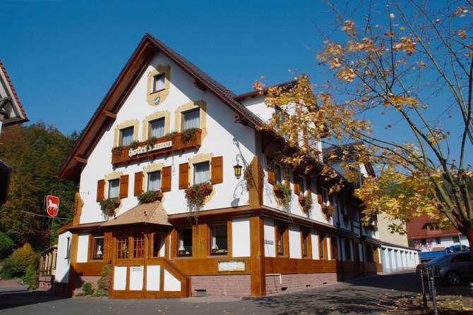 Hotel Lamm Heimbuchenthal