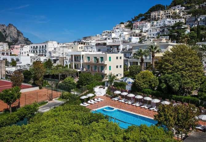 Syrene Capri