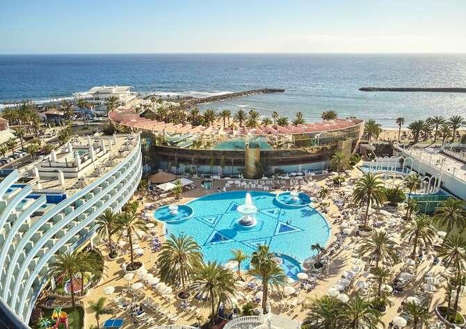 Mediterranean Palace Hotel Playa de las Américas