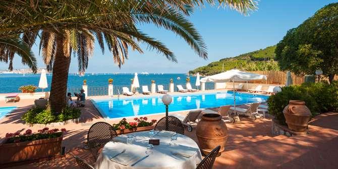Hotel Villa Ottone Portoferraio