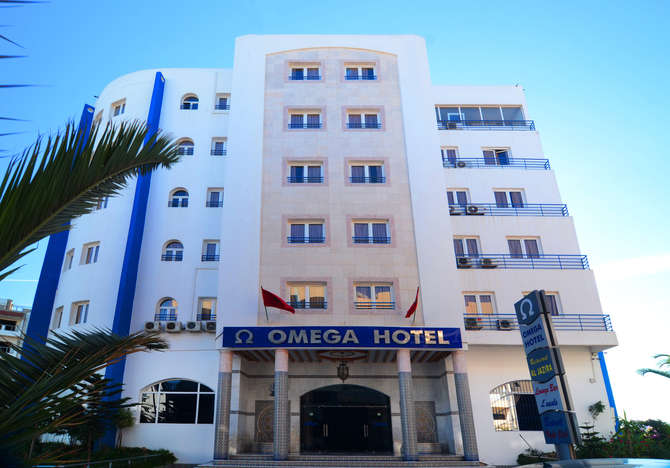 Omega Hotel Agadir Agadir