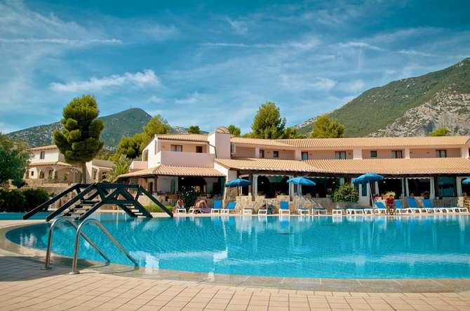 Club Esse Cala Gonone Beach Village Cala Gonone
