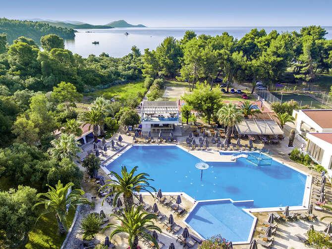 Poseidon Hotel Sea Resort Néos Marmarás