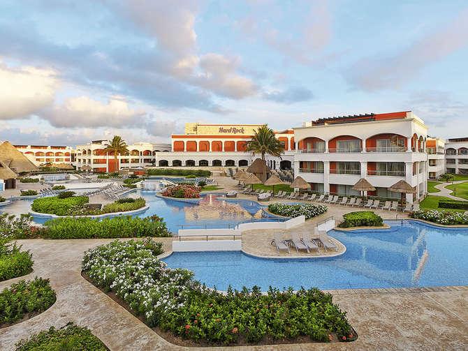 Hard Rock Hotel Riviera Maya Puerto Aventuras