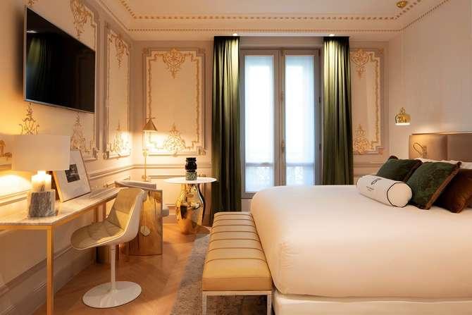 Hôtel Bowmann Parijs