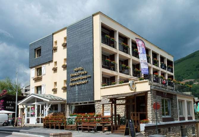 Hotel Chalet des Champions Les Deux Alpes
