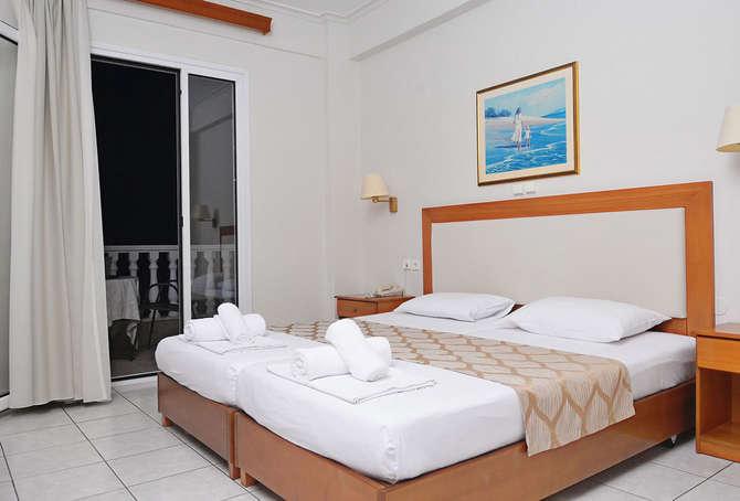 Hotel Ioni Paralía
