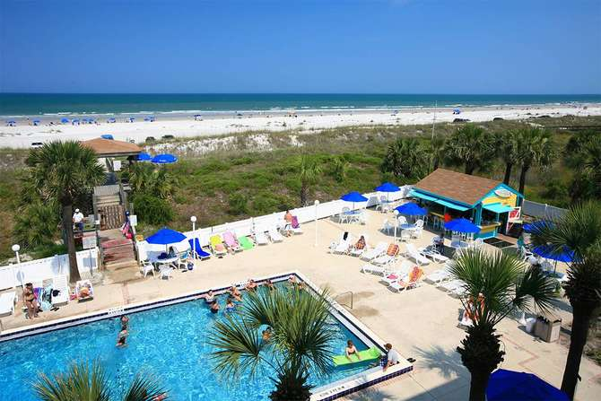 Holiday Isle Oceanfront Saint Augustine Beach