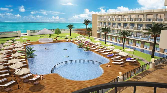 Sensimar Bodrum Resort & Spa Turgutreis