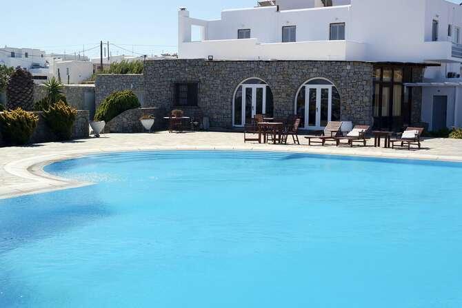Marianna Hotel Ornos