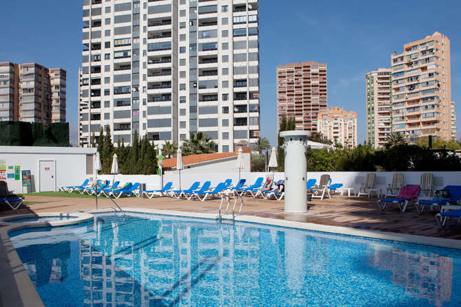 Riviera Beach Hotel Benidorm