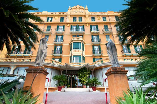 Grand Hotel De Londres San Remo