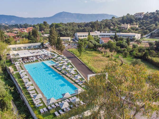 Rodostamo Hotel & Villas Gouvia