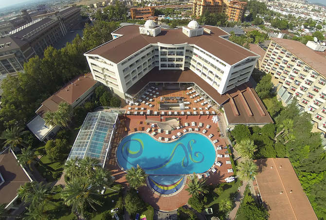Hane Hotel Side