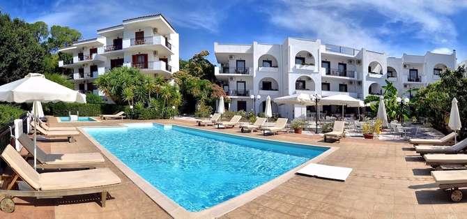 Skiathos Korali Hotel Troulos
