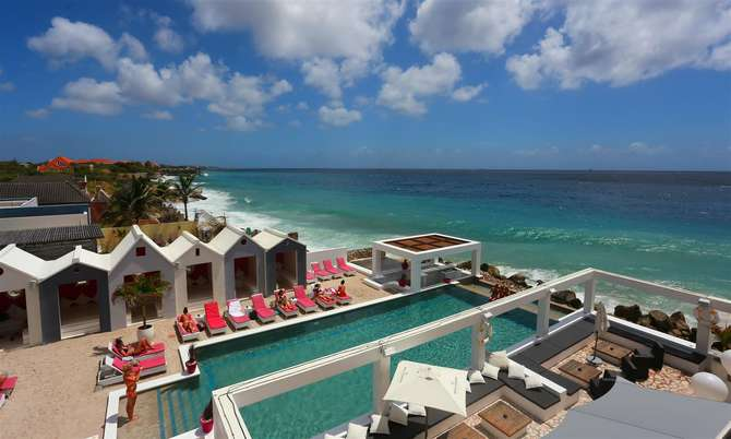 Saint Tropez Ocean Club Willemstad