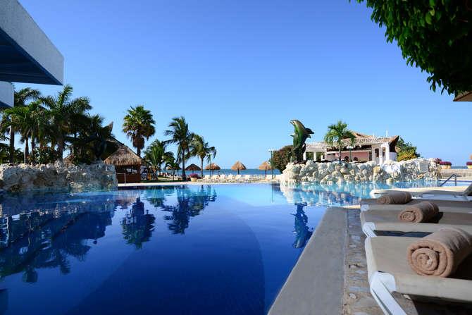 Sunset Marina Resort & Yacht Club Cancún