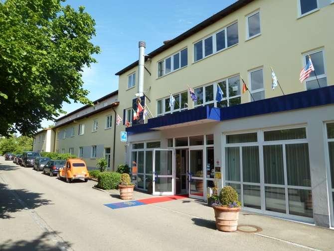 Best Hotel Mindeltal Jettingen-Scheppach