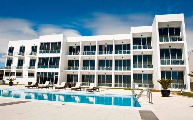 Aparthotel Atlantida Mar Praia da Vitória