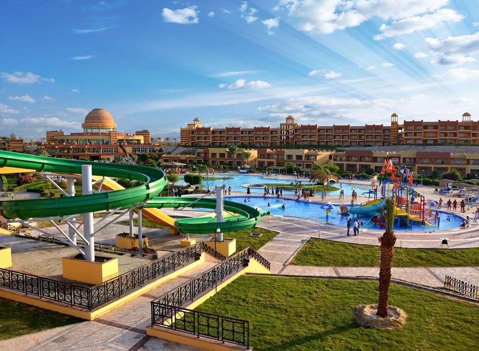 El Malikia Resort Abu Dabbab, 6 dagen