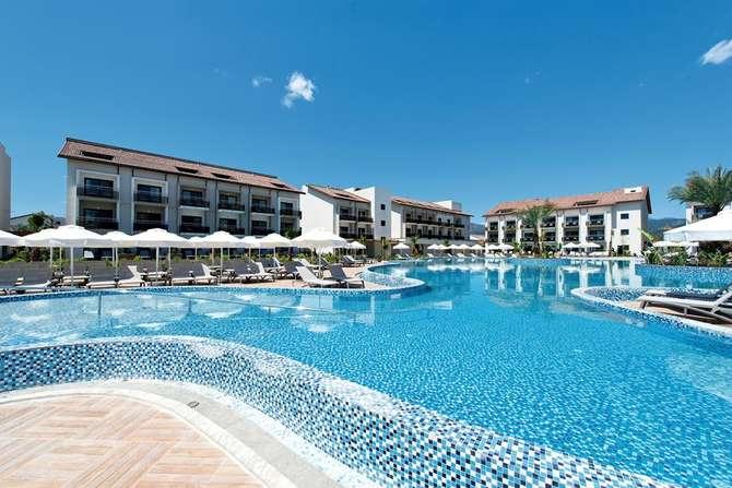 Sensatori Resort Barut Fethiye Fethiye