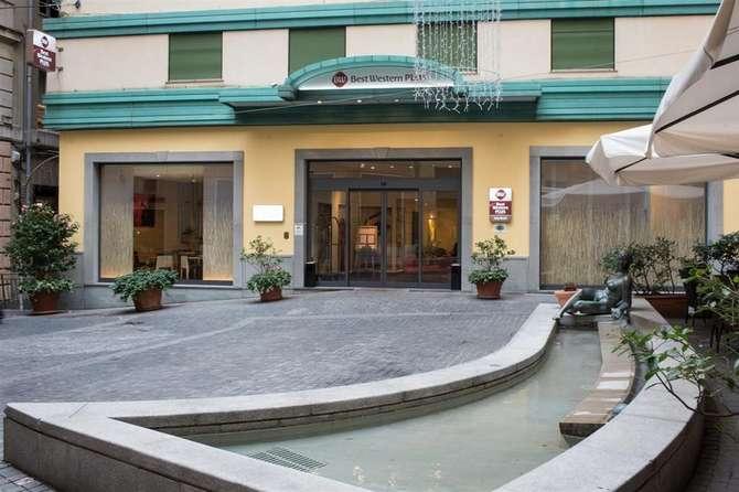 Best Western Plus City Hotel Genua