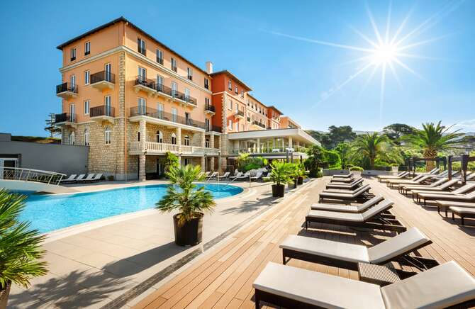 Valamar Collection Imperial Hotel Rab