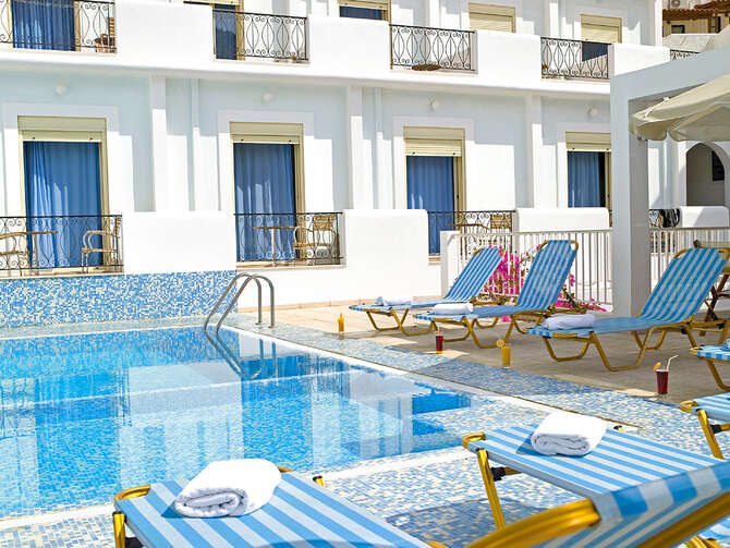 Glaros Hotel Agia Galini