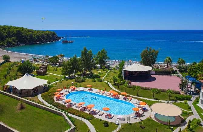 Hotel Justiniano Deluxe Resort Alanya