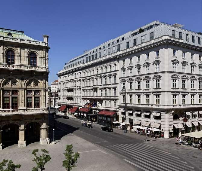 Hotel Sacher Wien Wenen