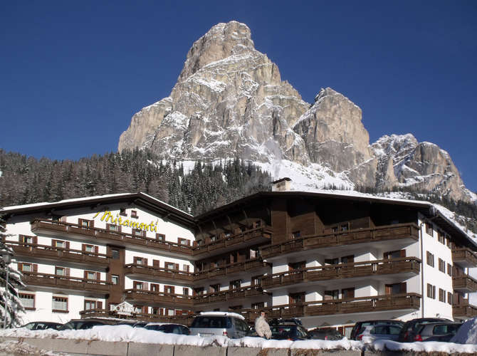 Hotel Miramonti Corvara in Badia - Corvara