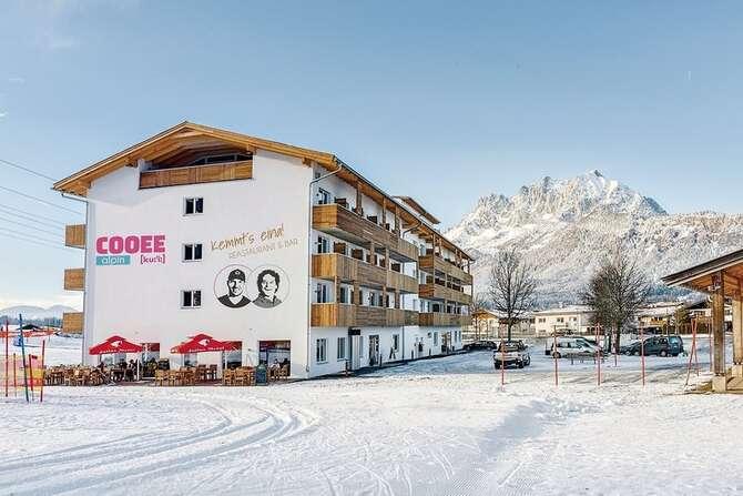 Cooee alpin hotel Kitzbuheler Alpen Sankt Johann in Tirol
