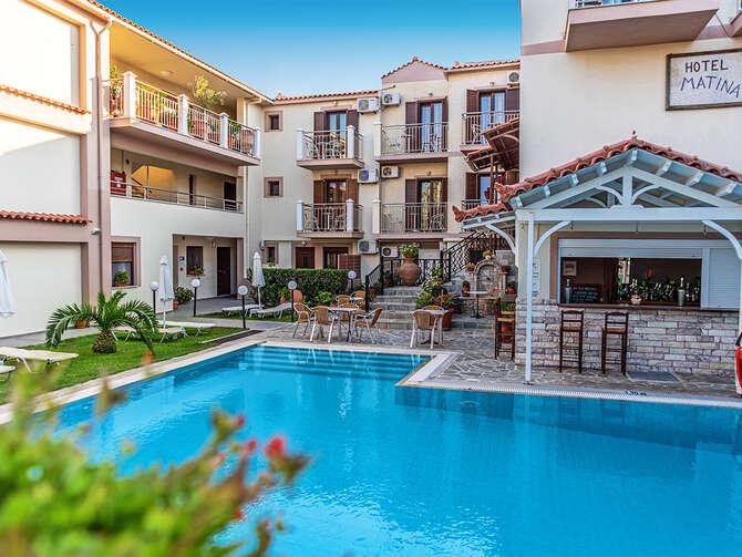 Hotel Matina Ireon