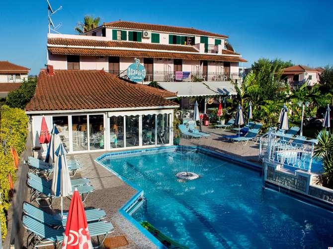 Acapulco Marinos Appartementen I Laganas
