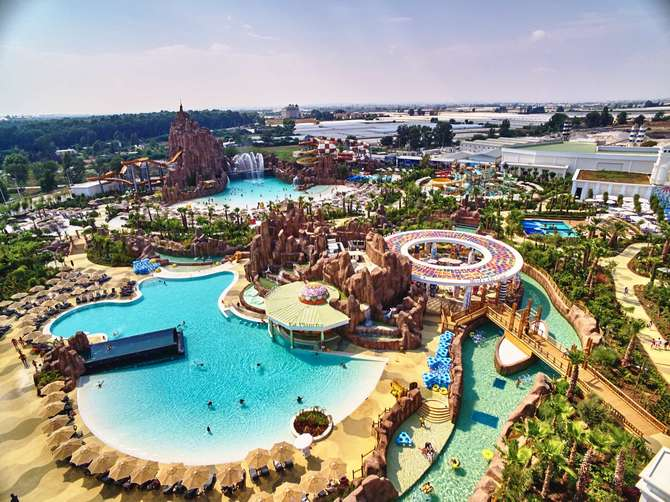 Rixos Hotel The Land of Legends Theme Park Belek
