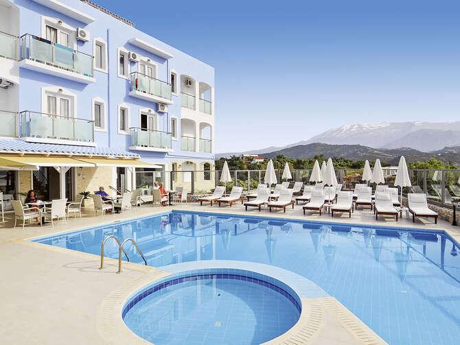 Hotel Areti Agia Galini