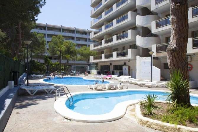 Appartementen Mediterranean Suites Salou