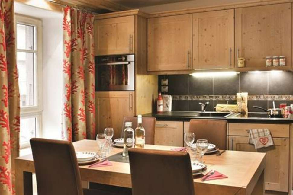 Residence Le Lodge Hemera