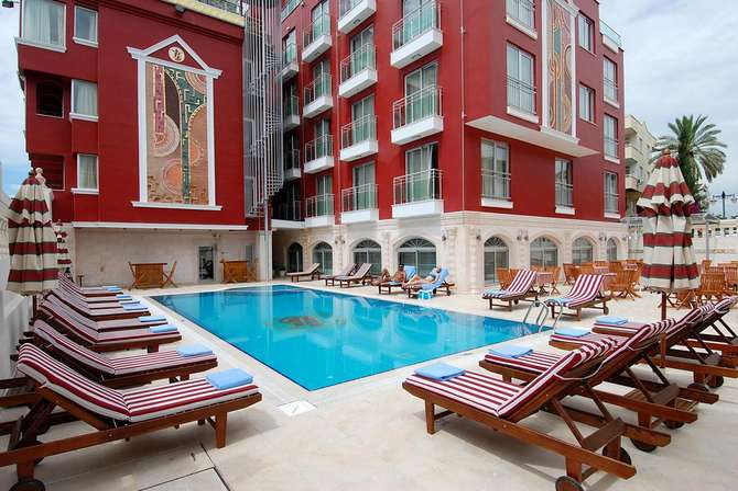 Bilem High Class Hotel Antalya