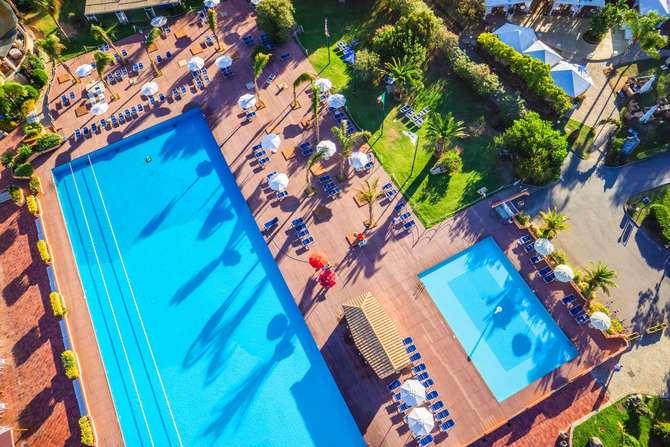 VOI Tanka Resort Villasimius
