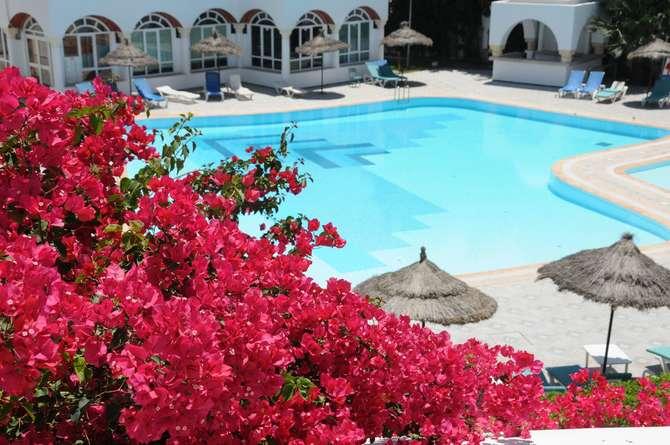Hotel Menara Yasmine Hammamet