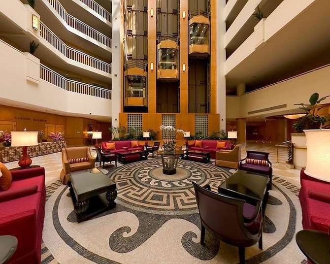 DoubleTree Suites by Hilton Hotel Santa Monica Santa Monica