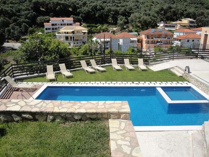 Mediterraneo Resort Parga Parga