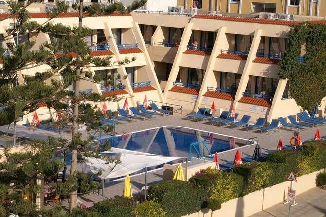 Napa Prince Hotel Appartementen Ayia Napa