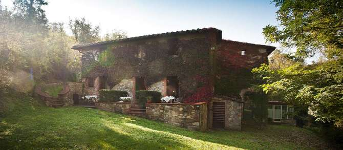 Ultimo Mulino Country Hotel Gaiole in Chianti